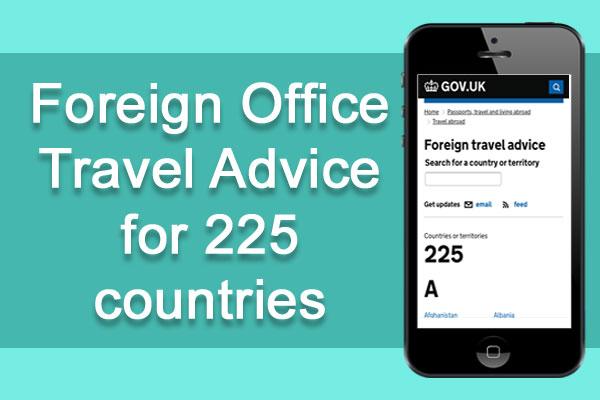 Travel Advice - Vintage Travel